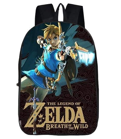 Amazon Com Imcneal Anime The Legend Of Zelda Backpack Boys