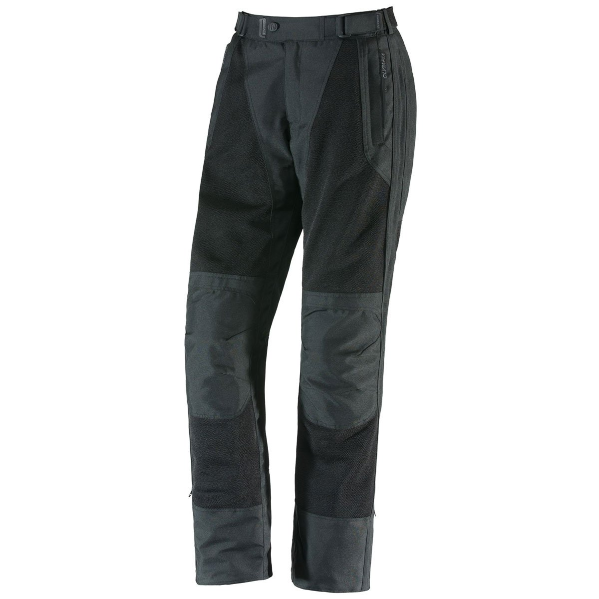 Olympia Sports Womens Eve Street Racing Motorcycle Pants - Black Size 6