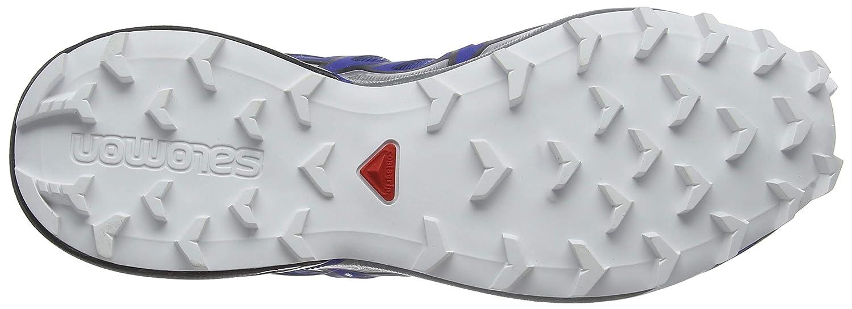 Salomon Mens Speedcross 4 Trail Running Shoe 383136-V0