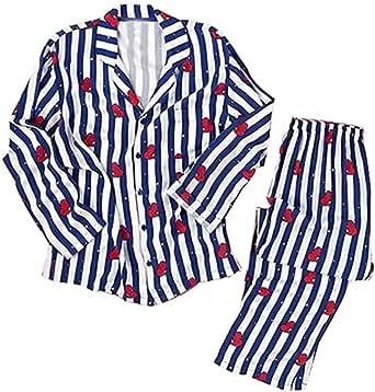 Kpop Home for BTS Bangtan Boys Ropa de dormir BT21 Cartoon v Suga Same Harajuku Pijamas Camisa de manga larga Camisón de noche para hombres