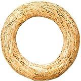 KnorrPrandell 6823408 - Strohkranz, Durchmesser 40 cm