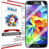 Samsung Galxay S7 Halo® Screen Protector Film High Definition (HD) Clear (Invisible) (3-Pack) - Lifetime Warranty