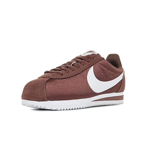 official photos a6f95 6014c Nike WMNS Classic Cortez Nylon Red Sepia 749864203 ...