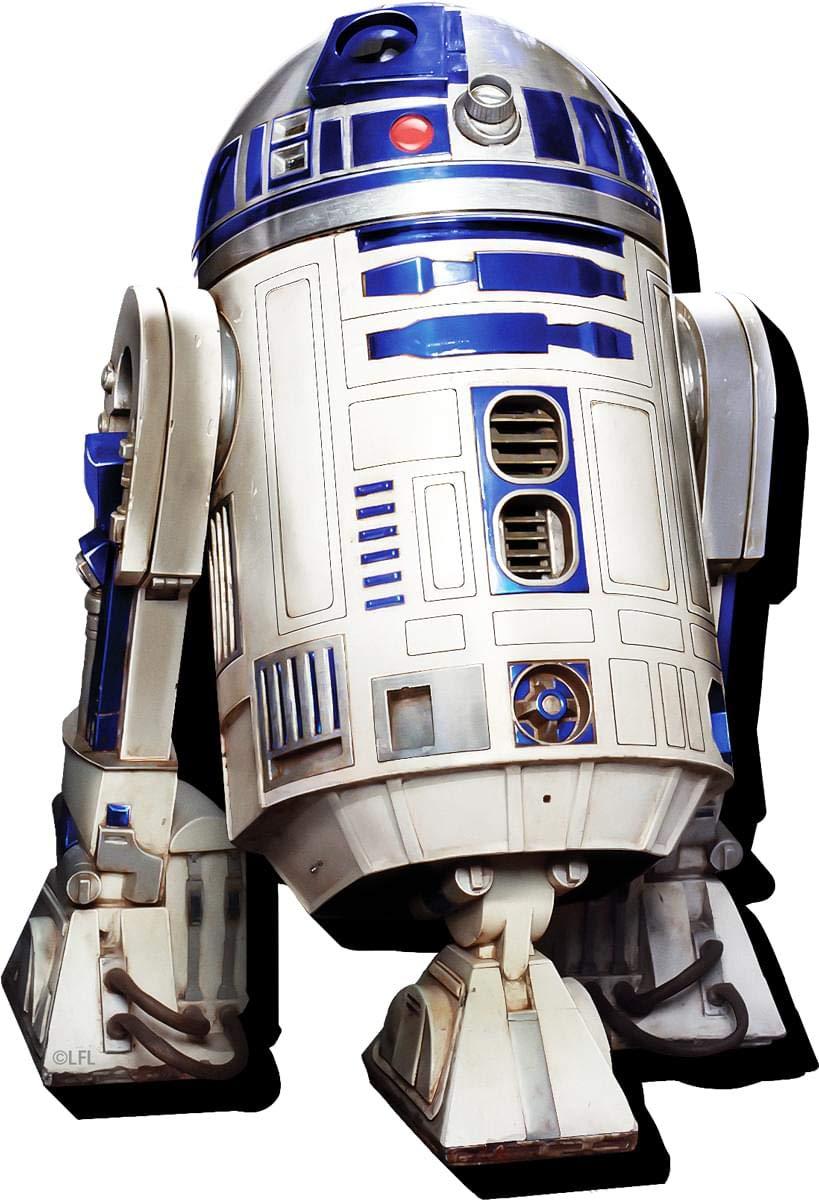 NMR Star Wars R2-D2 Funky Chunky Magnet