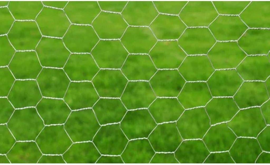 vidaXL Grillage galvanis/é en rouleaux /à mailles carr/ées 15 x 1,25 m Cl/ôture de jardin