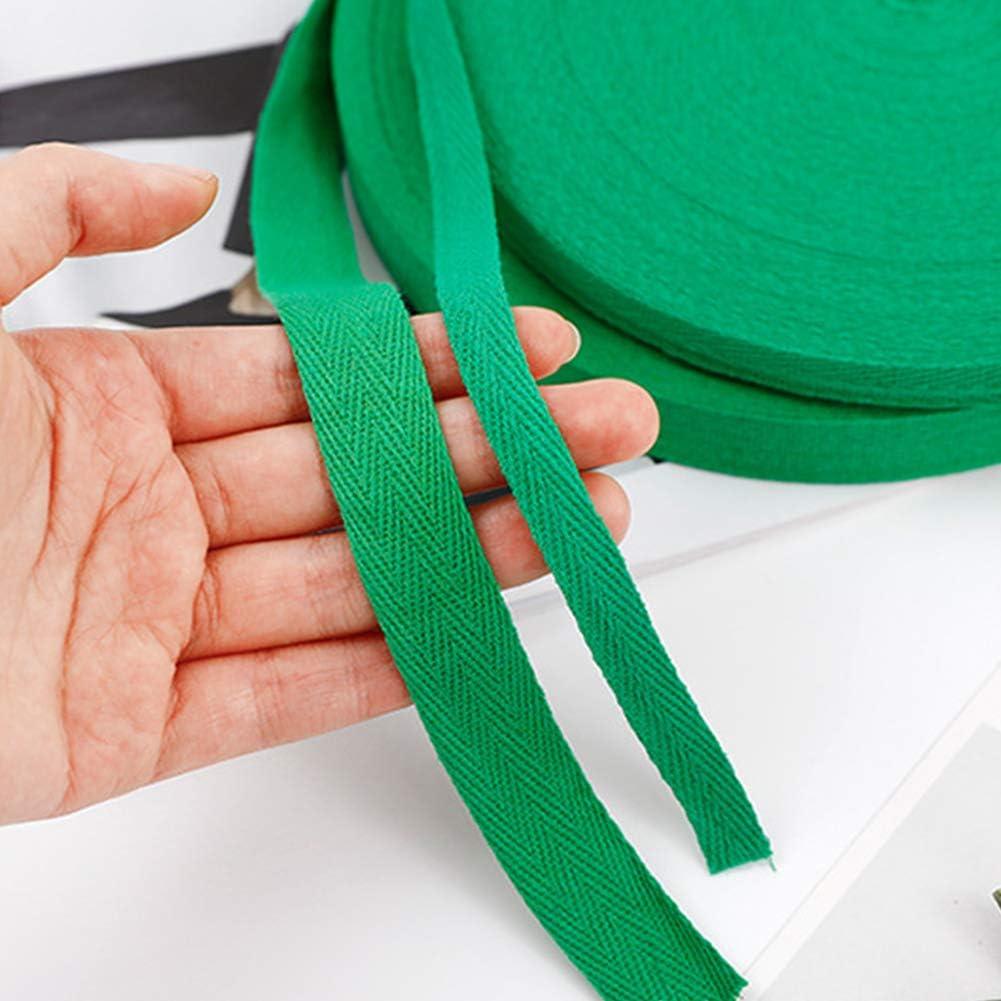 Cinta de algodón de 50 yardas/rollo, 1 cm de ancho, patrón de ...