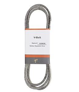 Antanker Drive Belt Fits AYP 125907X 193214 Husqvarna 532125907 532193214 1/2 X 90 Kevlar Belt