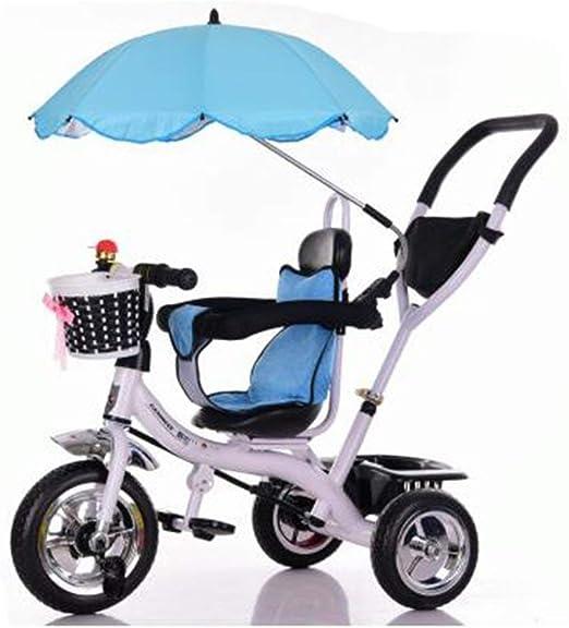 Arbre Niñito Carrito de bebé con sombrillas Triciclo Carro de bebé ...