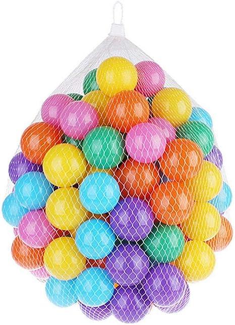 Bolas para pelotas (100 unidades, 5,5 cm, para pelotas de bolas ...