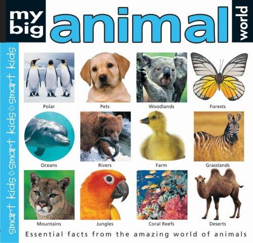 Librarika: My Big Animal World (Smart Kids