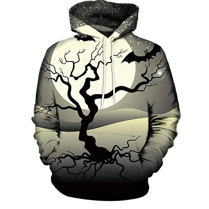 info for c1b70 20e46 FORESTIME_women clothes Fashion Halloween Couples Hoodies ...