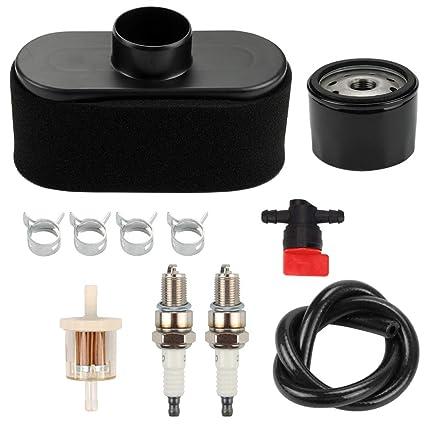 Amazon.com: Hayskill 11013-7047 11013-7046 - Filtro de aire ...
