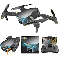 Foldable GPS Drone with 4K UHD Camera for Adults,with Front Vision Obstacle Avoidance, ESC Camera, Follow Me, 26 Minutes…