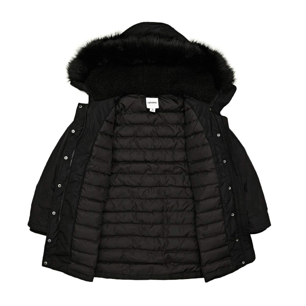 2bbac225e53b Amazon.com  Converse Sideline Down Puffer Women s Jacket X-Small  Sports    Outdoors
