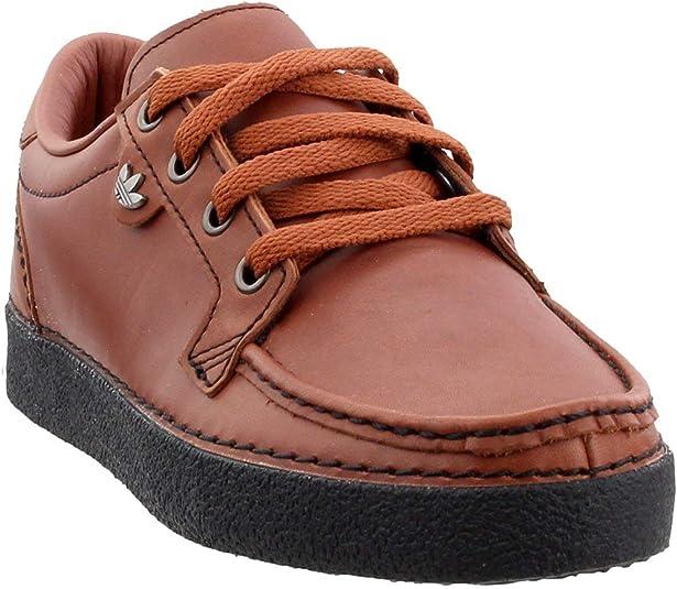 adidas Men's McCarten SPZL Fashion Sneakers Brown 13 D(M) US ...