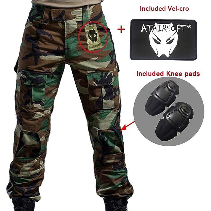 Pantalones De Militar Para Hombre