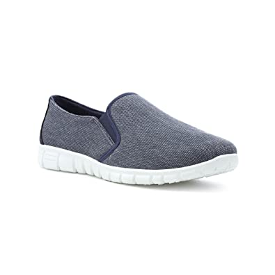 195cf206ad4 Red Fish Mens Blue Slip On Casual Shoe  Amazon.co.uk  Shoes   Bags