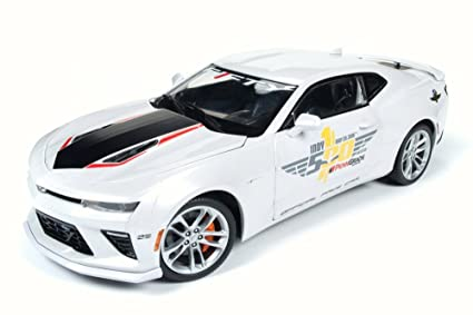 Amazon Autoworld Aw236 2017 Chevrolet Camaro Ss Indy Pace Car