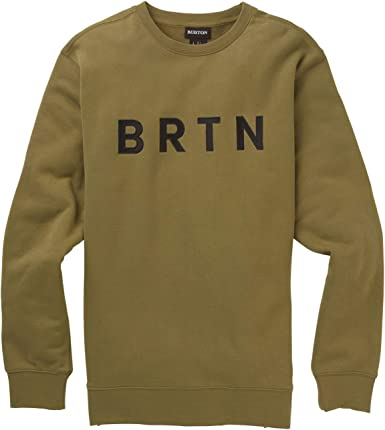 Burton Herren Brtn Sweatshirt Martini Olive XL