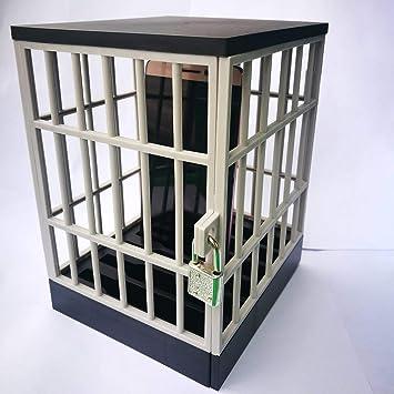 DT760100 Móvil Prisión Bloqueo de Seguridad Caja de Seguridad para ...