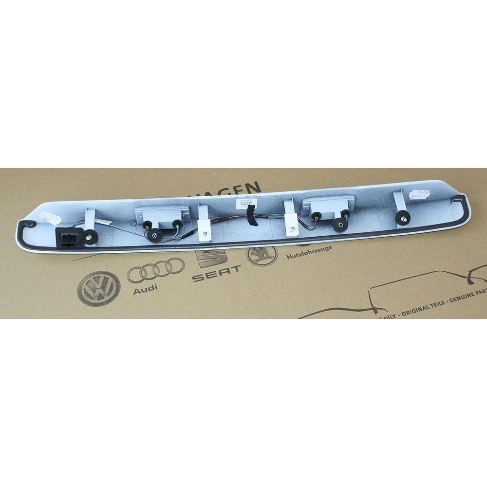 7E0827329GGRU Lichtleiste Heckklappe Griffleiste Kennzeichenbeleuchtung grundiert