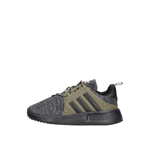 f94cb3b9a8 adidas - X PLR El I Bambino/A Verde/Nero CG6817: Amazon.it: Scarpe e ...