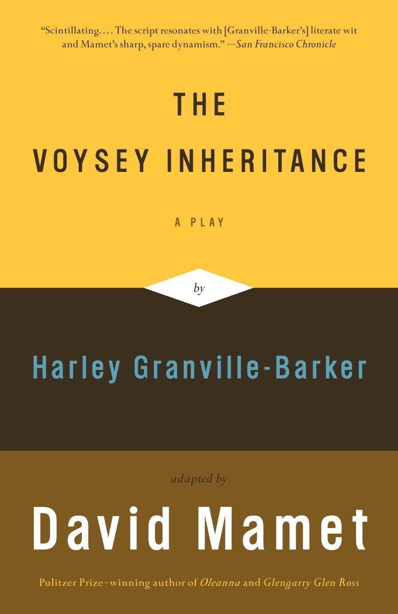 Read Online The Voysey Inheritance: A Play pdf