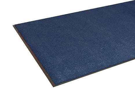 Durable Spectra Olefin Indoor Vinyl Backed Carpet Entrance Mat Roll 3 X 60