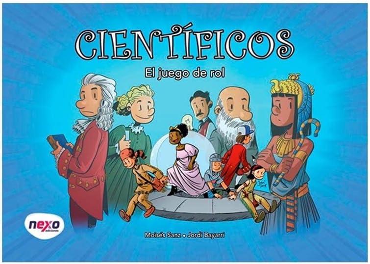 Nexo Ediciones Cientificos, el Juego de rol [Castellano]: Amazon.es: Juguetes y juegos