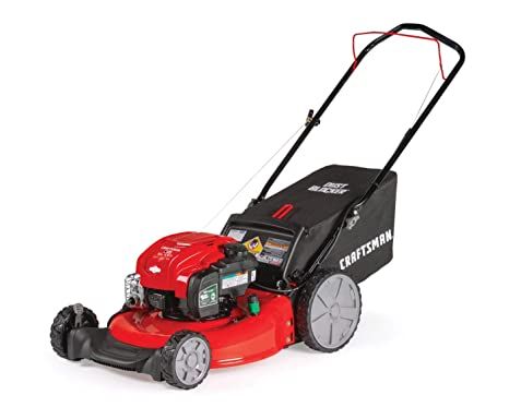 Amazon.com: Craftsman M125 163cc Briggs & Stratton 675 Exi ...
