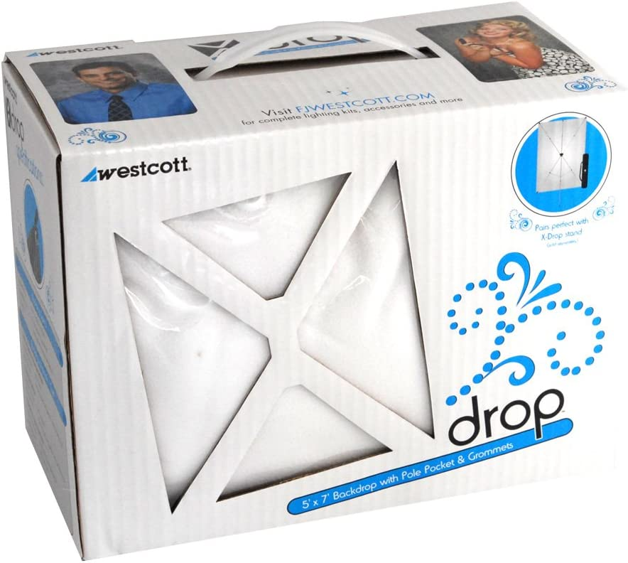 Westcott 577 5 X Bluetooth X Drop Hintergrund Kamera