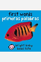 Bilingual Bright Baby First Words Edición Kindle
