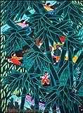 Chinese Art / Original Chinese Painting: Chinese Peasant Painting - Bamboo