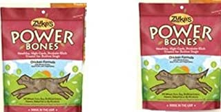 product image for Zuke's 2 Pack Power Bones Treat Size: 6 Ounces, Flavor: Chicken