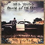 61IIjChp3vL. SL160  - Neil Young & Promise of the Real - The Visitor (Album Review)