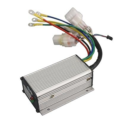 Amazon com : QSMOTOR Motor Controller QSKLS4812S 24V-48V