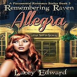 Paranormal Romance: Remembering Raven - Allegra
