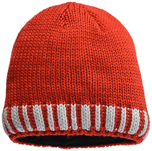Hat silver amp; Multicolor red red Winter Unisex silver Punto Nicholson Gorro Men's light light de Adulto James dIw4qaxI
