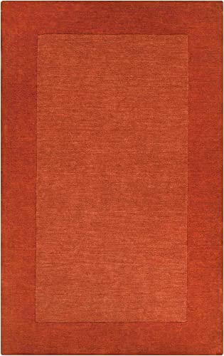 Mystique Red Orange Rug Rug Size 9 x 13