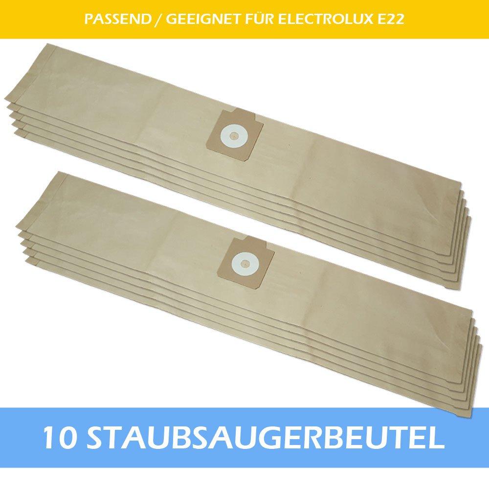 10 x Staubsaugerbeutel Electrolux  DP 9000