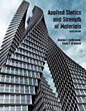 img - for Applied Statics and Strength of Materials (6th Edition) 6th edition by Limbrunner, George F., D'Allaird, Craig, Spiegel, Leonard (2015) Hardcover book / textbook / text book