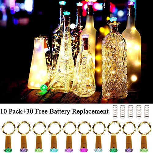 Colour Change Led Light Up Crystal Fairy in US - 4