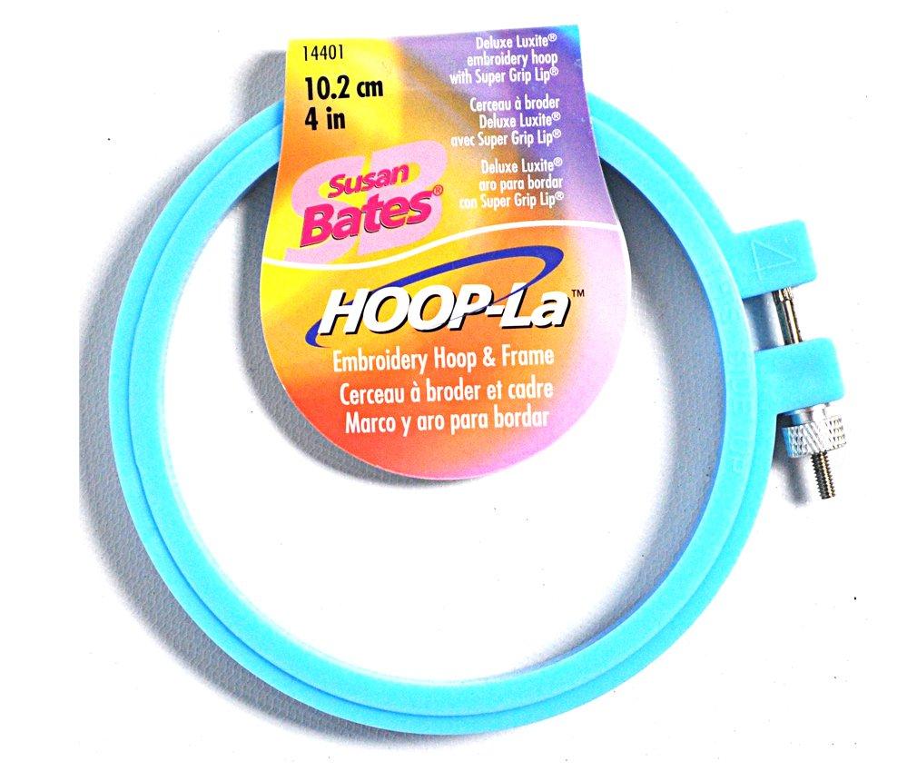 Susan Bates Hoop-La Embroidery Hoop 4 Inch