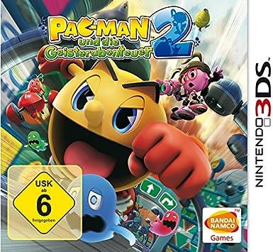 Pac-Man und die Geisterabenteuer 2 [Nintendo 3DS] [Importación ...