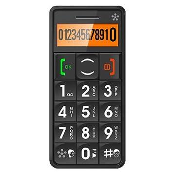 TELFONO CELULAR DESBLOQUEADO JUST5 J509 color Black