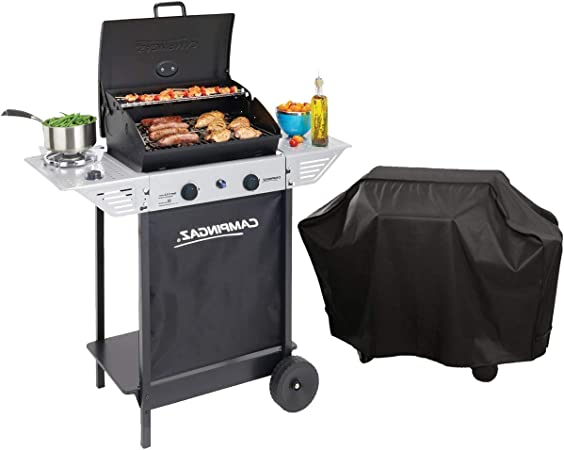 CAMPINGAZ Barbecue gaz grill XPERT100LS +Rocky Cuisson
