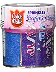 Cake Mate, Decorating with Ease, Decors Sprinkles, Crystal, 112g