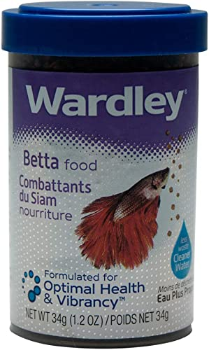 Wardley-Fish-Food
