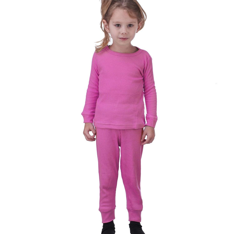 Amazon Artic Pole Zero Degree Infant Girl Thermal Underwear Set