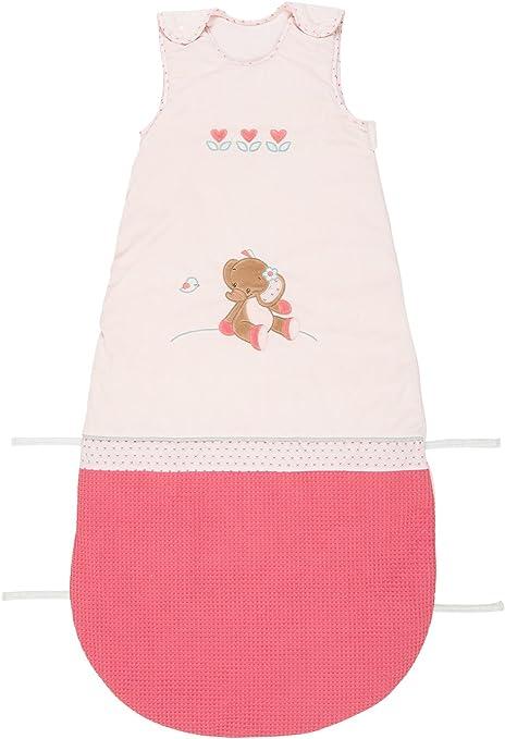 Nattou Sleeping bag 90-110 cm Chica Rosa saco de dormir para bebé ...